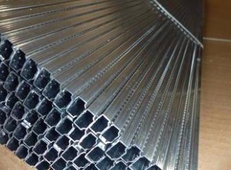高频焊中空隔条库存