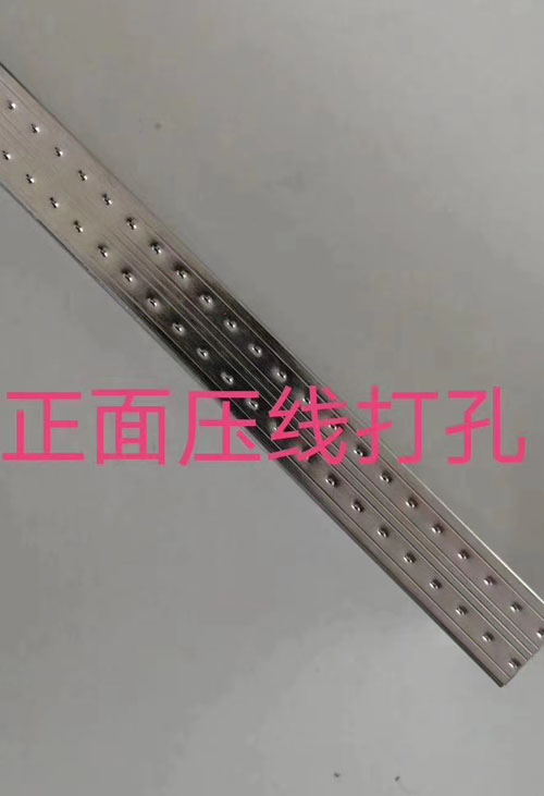 高频焊铝隔条产品细节