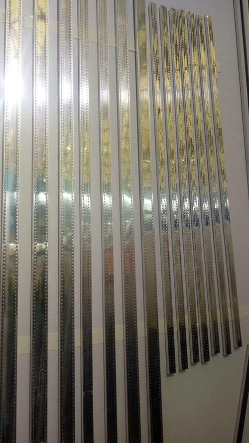 镜面高频焊铝隔条