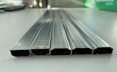 高频焊中空铝隔条