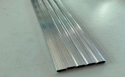 高频焊铝隔条新品