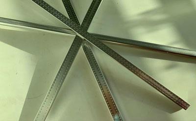 各型号铝隔条产品