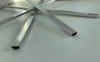 高频焊中空隔条