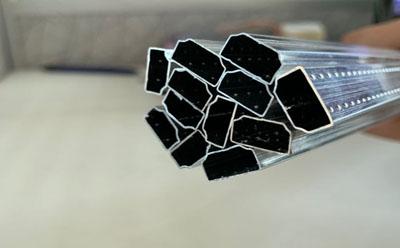 高频焊铝隔条产品展示